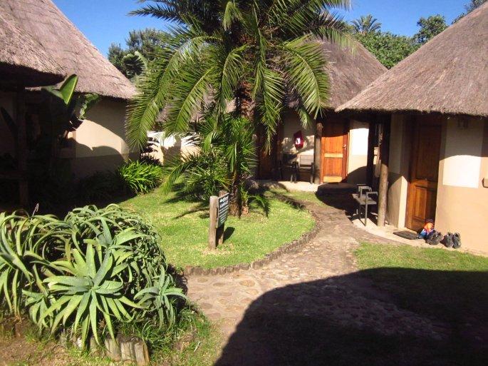 grosvenor huts